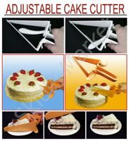 Нож-лопатка для торта Adjustable Cake Cutter